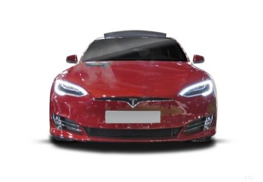 TESLA Model S hatchback przedni