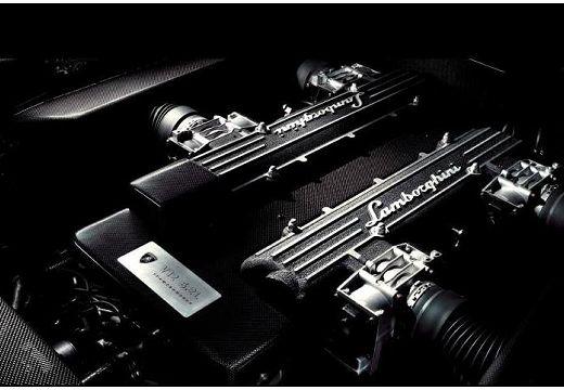 LAMBORGHINI Murcielago I coupe silnik