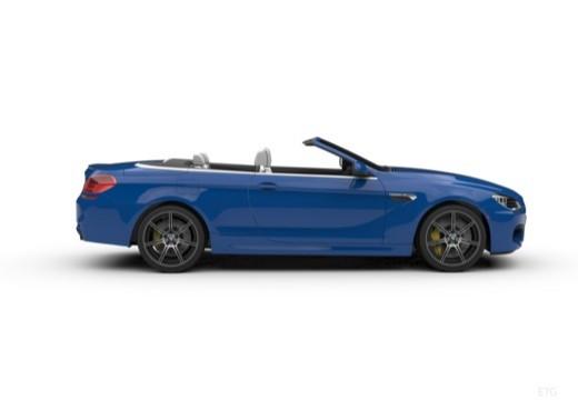 BMW Seria 6 Cabriolet F12 I kabriolet boczny prawy
