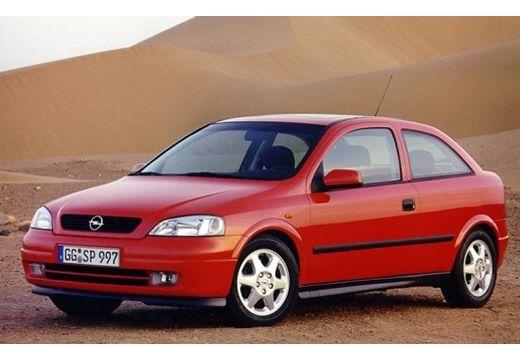 OPEL Astra II 2.0 DI Comfort Hatchback 82KM (diesel)