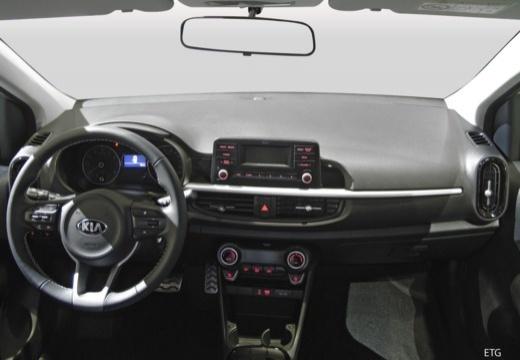 KIA Picanto hatchback tablica rozdzielcza