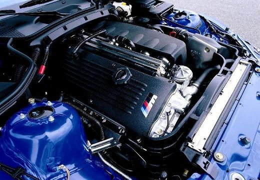 BMW Z3 roadster silnik
