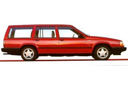 VOLVO 740 Estate 2.4TD GL aut Kombi 109KM (diesel)