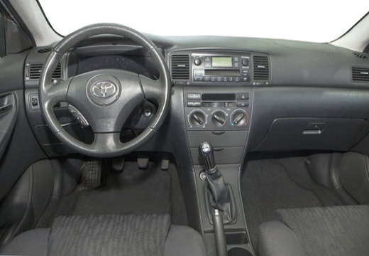 toyota corolla 2 0 d 4d terra polaris hatchback vi 116km 2003. Black Bedroom Furniture Sets. Home Design Ideas
