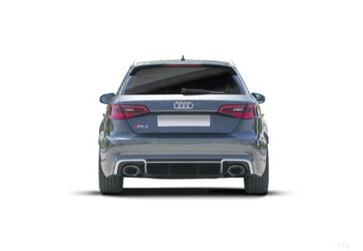 AUDI A3 Sportback 8V I hatchback tylny