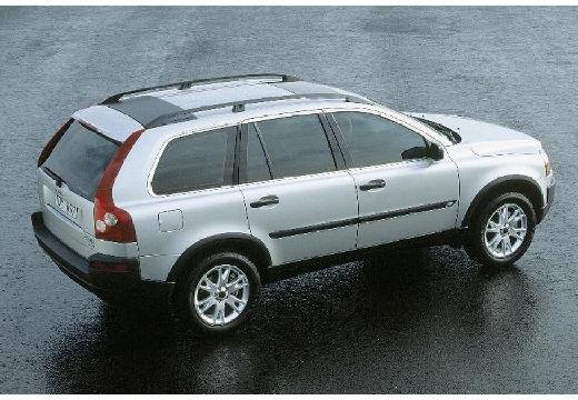 VOLVO XC 90 I kombi silver grey tylny prawy