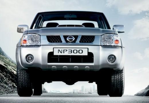 NISSAN Pickup 2.5d SC NP300 129KM (diesel)
