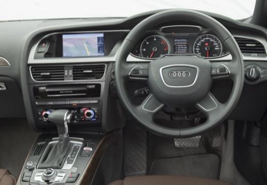 AUDI A4 Avant B8 II kombi tablica rozdzielcza