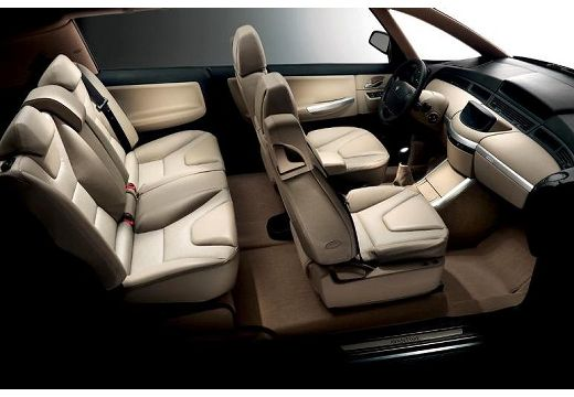 RENAULT Avantime hatchback wnętrze