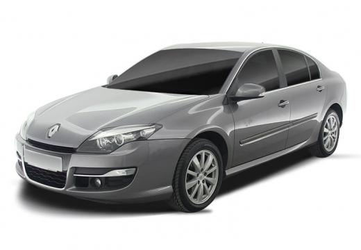 RENAULT Laguna III I hatchback silver grey