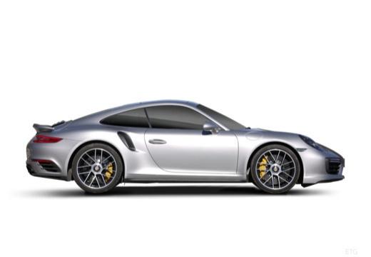 PORSCHE 911 991 II coupe boczny prawy