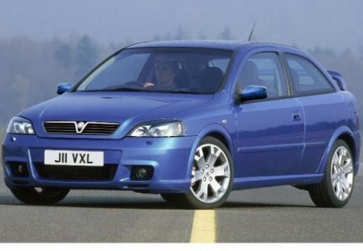OPEL Astra II hatchback niebieski jasny przedni lewy