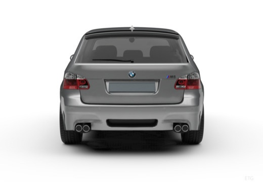 BMW Seria 5 Touring E61 I kombi tylny