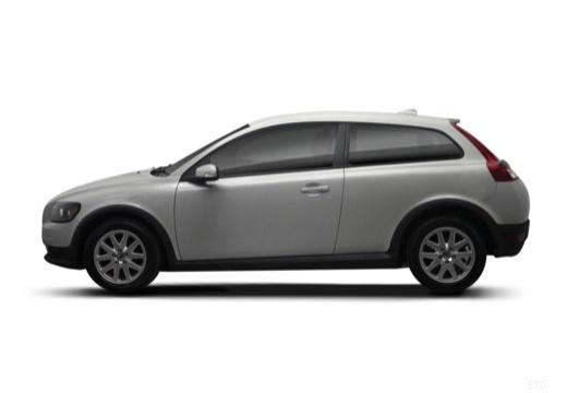 VOLVO C30 I hatchback boczny lewy