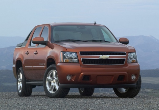 CHEVROLET Avalanche Pickup