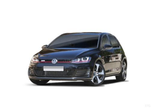 VOLKSWAGEN Golf VII 2.0 TSI BMT GTI Clubsport Hatchback I 265KM (benzyna)