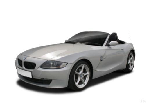 BMW Z4 roadster przedni lewy