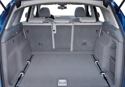 AUDI Q5 I kombi przestrzeń załadunkowa
