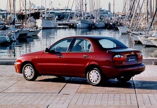 DAEWOO / FSO Lanos 1.5 SE Sedan 86KM (benzyna)