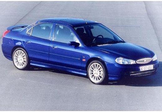 FORD Mondeo II sedan niebieski jasny przedni prawy