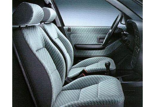 PEUGEOT 306 I sedan wnętrze
