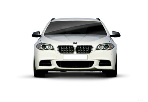 BMW Seria 5 Touring F11 II kombi przedni