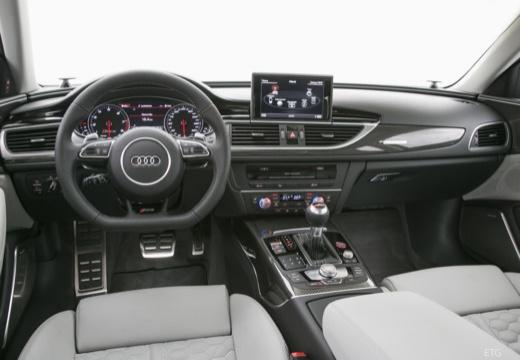 AUDI A6 Avant C7 II kombi tablica rozdzielcza