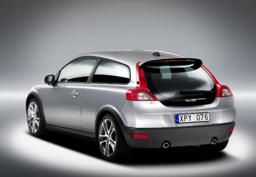 VOLVO C30 T5 Kinetic Euro5 Hatchback I 2.6 230KM (benzyna)