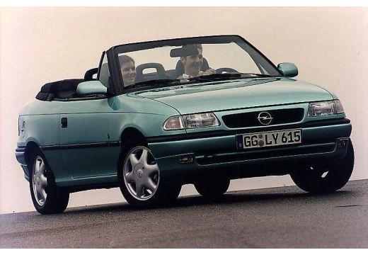 OPEL Astra Cabriolet II kabriolet przedni prawy