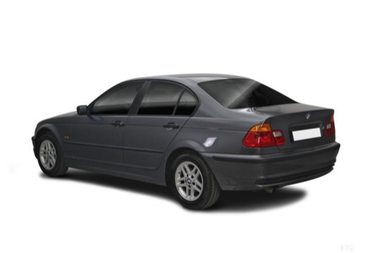 BMW Seria 3 E46 sedan tylny lewy
