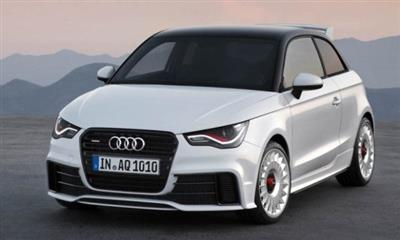 Audi a1 cena używane