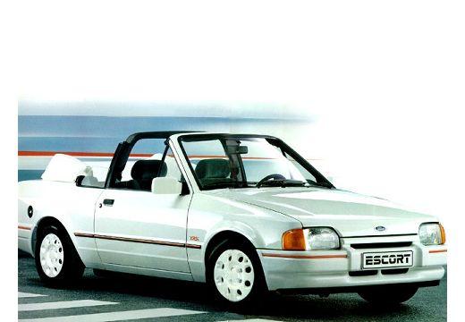 FORD Escort Cabriolet 1.6 Ghia Kabriolet II 88KM (benzyna)