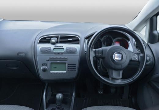 SEAT Altea XL I hatchback tablica rozdzielcza