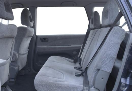 MITSUBISHI Space Wagon III van niebieski jasny wnętrze