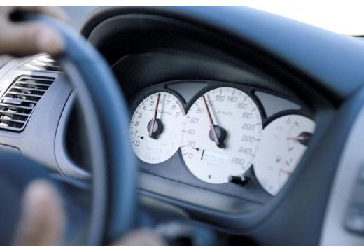HONDA Civic IV hatchback tablica rozdzielcza