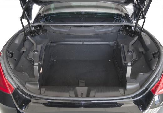 PEUGEOT 308 CC II kabriolet przestrzeń załadunkowa