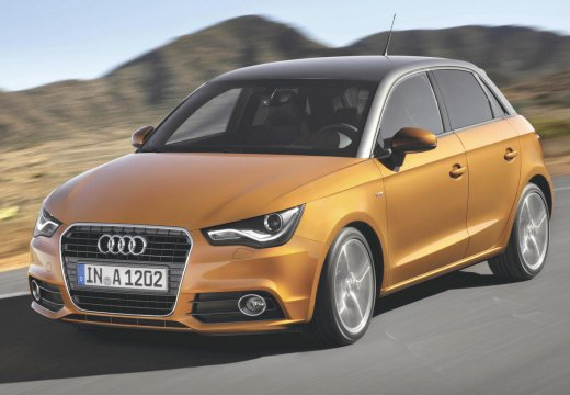 AUDI A1 1.6 TDI Attraction S tronic Hatchback Sportback I 90KM (diesel)