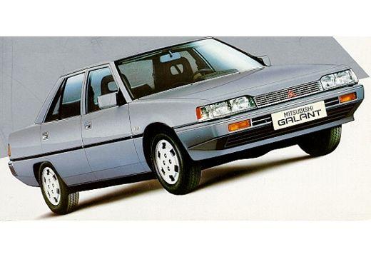 MITSUBISHI Galant 1800 TD GLX Sedan I 1.8 82KM (diesel)