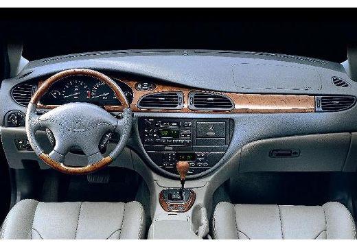 JAGUAR S-Type sedan tablica rozdzielcza