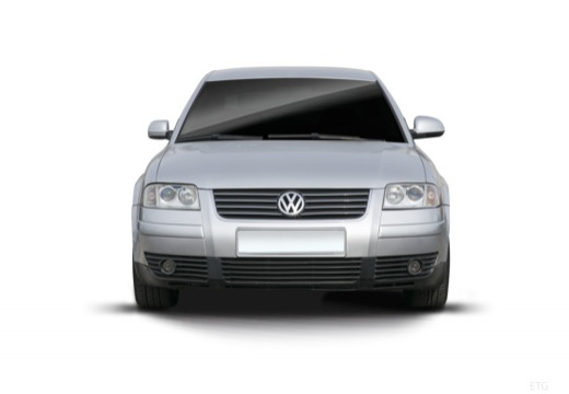 VOLKSWAGEN Passat IV sedan silver grey przedni