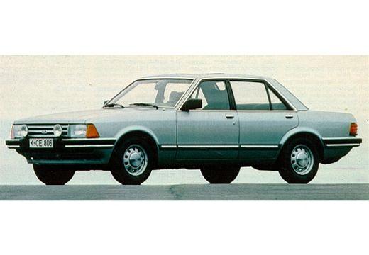 FORD Granada sedan niebieski jasny przedni lewy