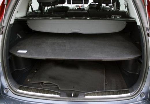 HONDA CR-V V kombi niebieski jasny przestrzeń załadunkowa