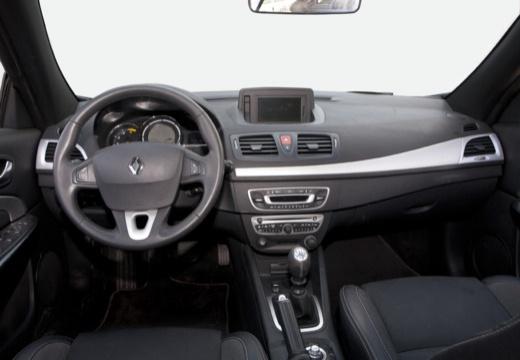 RENAULT Megane III CC kabriolet czarny tablica rozdzielcza