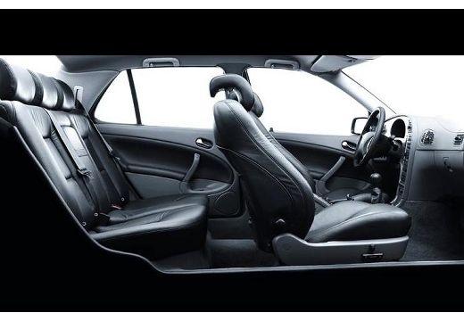 SAAB 9-5 II sedan wnętrze