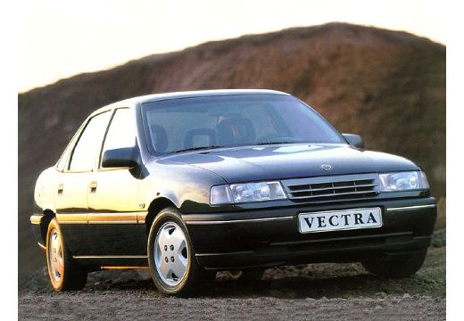 OPEL Vectra sedan czarny przedni prawy