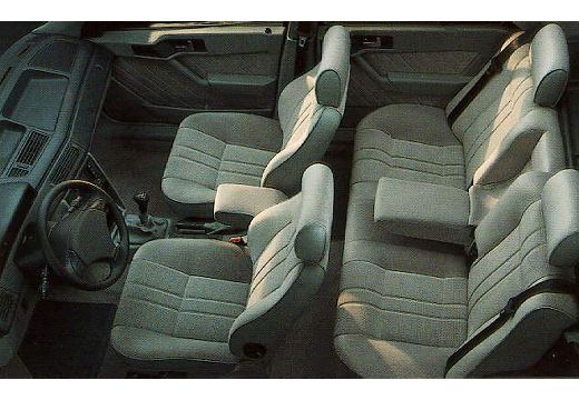 ALFA ROMEO 155 sedan wnętrze