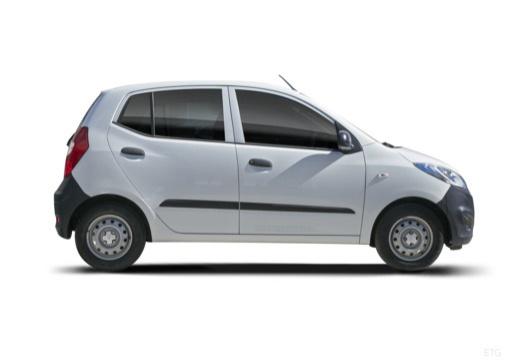 HYUNDAI i10 II hatchback boczny prawy