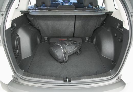 HONDA CR-V kombi biały przestrzeń załadunkowa