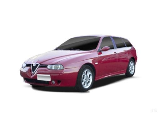 ALFA ROMEO 156 Sportwagon II kombi przedni lewy