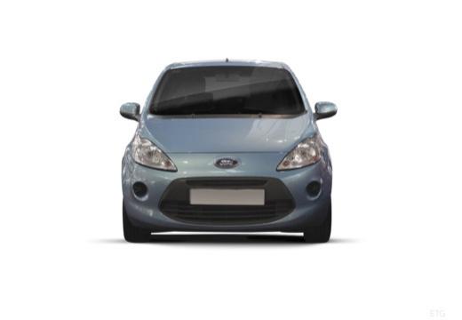 FORD Ka II hatchback przedni